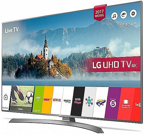 מעולה טלוויזיה 75 אינץ LG Bluetooth SMART 75UJ675Y 4K DD-86