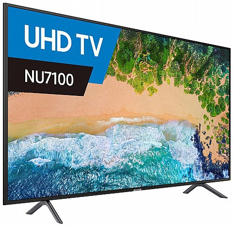 מפואר טלוויזיה ''49 סמסונג Samsung UE49NU7100 SMART 4K  HD-36